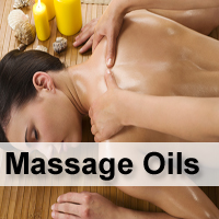 Blended Body Massage Oils