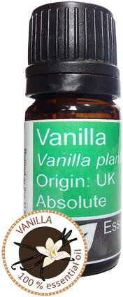 Vanilla ABSOLUTE Essential Oil (vanilla planifolia) 5ml