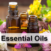 Pure Essential Oils & Absolutes