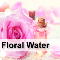Organic Floral Waters (Hydrolats)