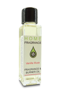 Vanilla Musk - Fragrance Oil 10ml
