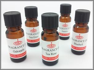 Fuschia Fragrance Oil
