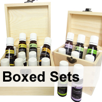 Boxed Essential Oil Gift Sets
